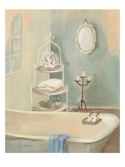 Steam Bath IV-Silvia Vassileva-Art Print