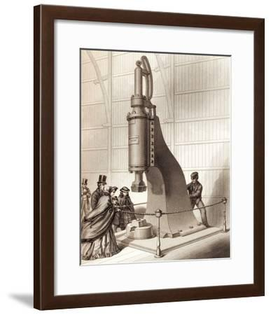 Steam Hammer-Sheila Terry-Framed Giclee Print