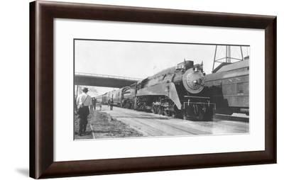 Steam Power I-Chris Dunker-Framed Giclee Print