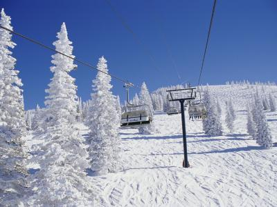 Steamboat Springs, Colorado, USA--Photographic Print