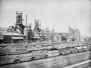 Steel Mill in Youngstown Ohio