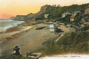 Steephill Cave, Isle of Wight