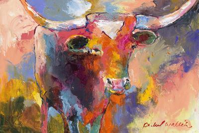 Steer-Richard Wallich-Giclee Print