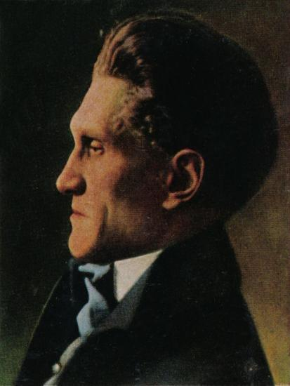 'Stefan George 1868-1933', 1934-Unknown-Giclee Print