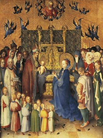 Presentation in Temple, 1447