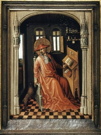 Saint Jerome (340-420)