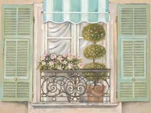 French Shutters 1 by Stefania Ferri