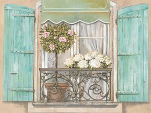 French Shutters 2 by Stefania Ferri