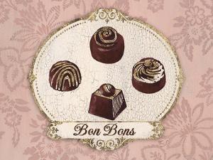 Gilded Chocolates by Stefania Ferri