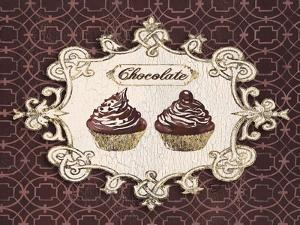 Gilded Cupcakes by Stefania Ferri