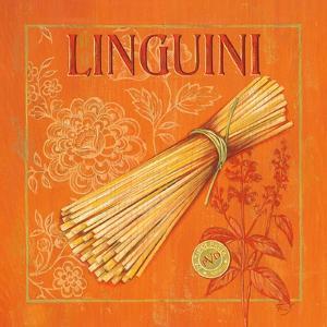 Italian Linguini by Stefania Ferri