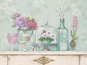 Pretty Vignette 2 by Stefania Ferri