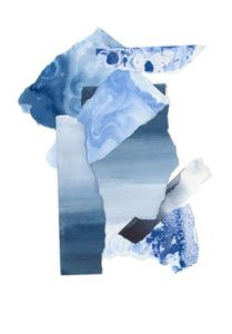 Cerulean Assemblage 3 by Stefano Altamura
