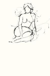 Contour Figure 5 by Stefano Altamura