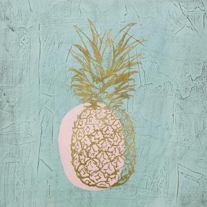 Golden Pineapple by Stefano Altamura