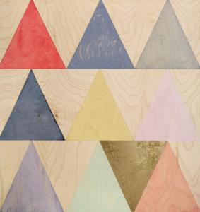 Triangle Grid by Stefano Altamura