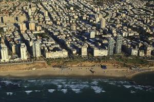 Tel Aviv from Above. by Stefano Amantini