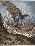 Chameleons or Chamaeleons by Alfred Edmund Brehm-Stefano Bianchetti-Giclee Print