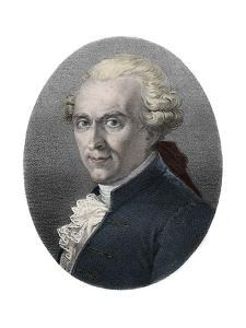 French Playwright Jean-Michel Sedaine by Stefano Bianchetti
