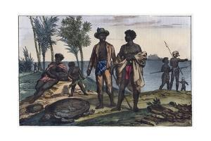 Inhabitants of the Islands of Cape Verde by Stefano Bianchetti