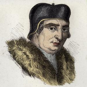 Italian Philosopher Francesco Guicciardini by Stefano Bianchetti
