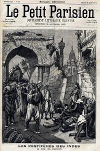 Plague-Stricken India 1897 by Stefano Bianchetti