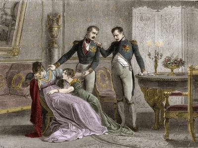 The Divorce of Napoleon I and Josephine in 1809