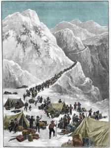 The Klondike Gold Rush by Stefano Bianchetti