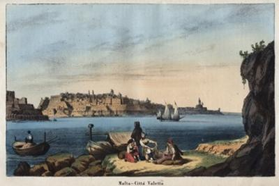 View of Valletta by Stefano Bianchetti
