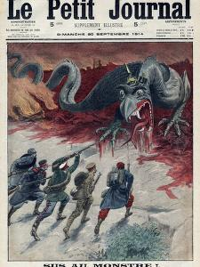 World War I, Death to the Monster by Stefano Bianchetti