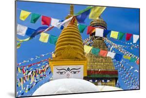 Boudhanath Stupa, Kathmandu, Nepal by Stefano Politi Markovina