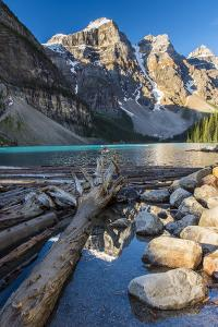 Moraine Lake, Banff National Park, Alberta, Canada by Stefano Politi Markovina