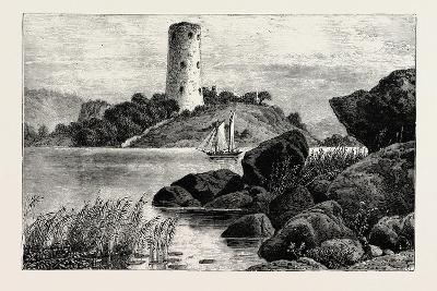 Stegeborg Castle. Stegeborg Castle Is a Ruined Castle in St Anna Parish--Giclee Print