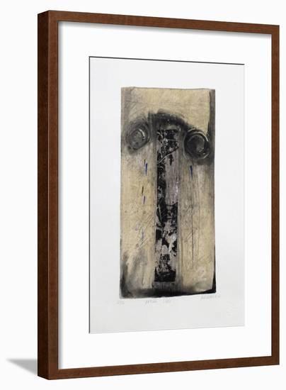 Stèle-Alexis Gorodine-Framed Limited Edition