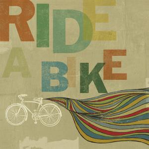 Bikes 2 by Stella Bradley