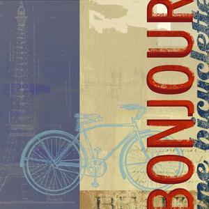Bonjour Bike by Stella Bradley