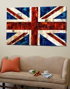 British Flag by Stella Bradley
