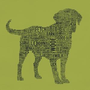 Dog Type 1D by Stella Bradley