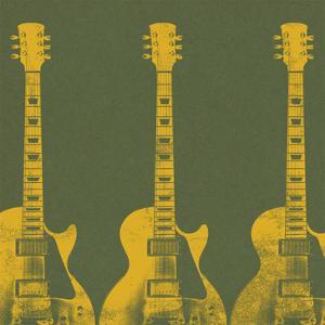 Guitars 4 by Stella Bradley