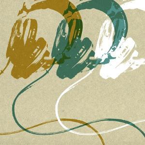 Headphones by Stella Bradley