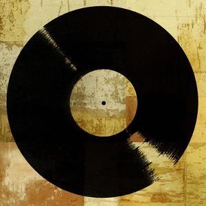 Record Collage by Stella Bradley