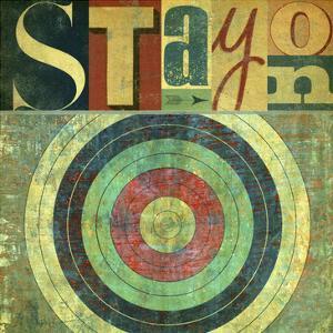 Stay on Target by Stella Bradley