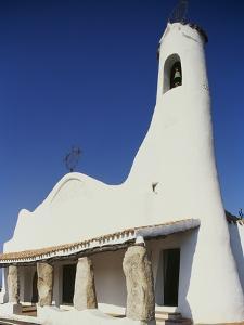 Stella Maris Church, 20th Century, Porto Cervo, Costa Smeralda, Sardinia, Italy