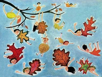 Leaf Kids - Jack & Jill