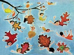 Leaf Kids - Jack & Jill by Stella May DaCosta