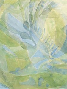 Sea Grass I by Stellar Design Studio