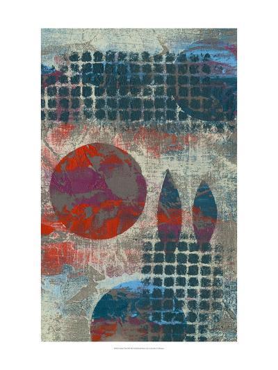 Stellar Orbit II-Jennifer Goldberger-Art Print
