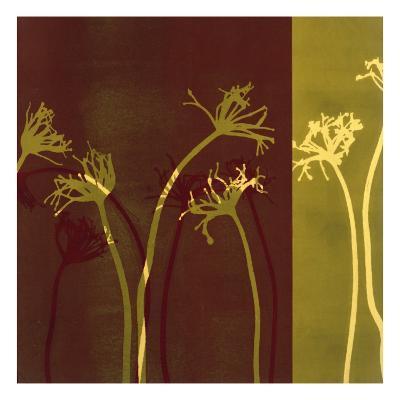 Stems XI-Mary Margaret Briggs-Premium Giclee Print