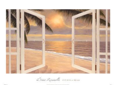 Step Into A Dream-Diane Romanello-Art Print