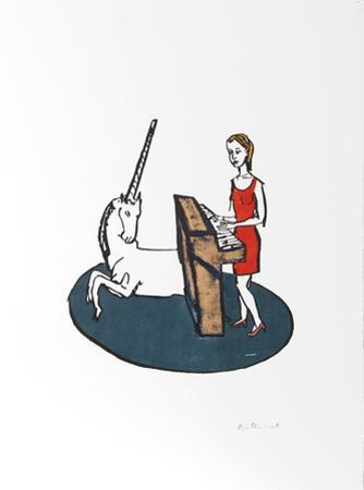 Lady and the Unicorn - Hearing